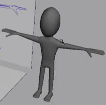 Model Simple Human